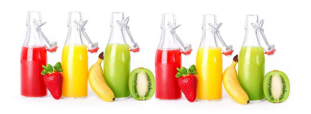 zumos de frutas naturales